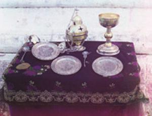 Богослужебные предметы, найденные при ремонте Оршинского храма в 1846 году