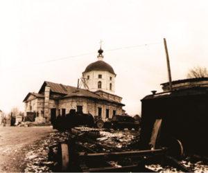 Свято-Екатерининский храм. 1992 г.