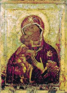 Костромская Феодоровская икона Божией Матери