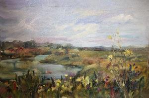 А. Жирнова. Река Орша