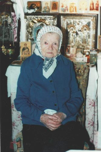 Монахиня Фаддея (Былинкина)