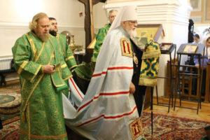 2 января 2018 г. День памяти св. прав. Иоанна Кронштадского