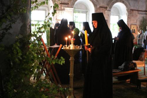 28 мая 2018 г. Духов день в храме Троица за Волгой